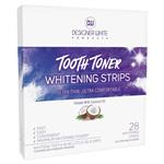 Designer White Tooth Toner Whitening Strips 28 Pack Online Only