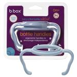 b.box Baby Bottle Lullaby Blue Handle Online Only
