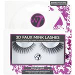 W7 3D Faux Mink Lashes Back To Mine
