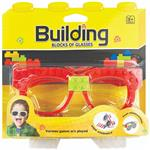Toy 2020 Building Block Glasses