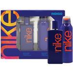 Nike Man Indigo Eau De Toilette 100ml & Deodorant 2 Piece Set
