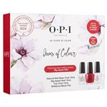 OPI Nails Mothers Day Gift Set Featuring Big Apple Red CWH Exclusive