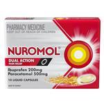 Nuromol 10 Liquid Capsules