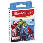Elastoplast Disney Character Strips Marvel 20 Pack