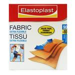 Elastoplast 46851 Fabric Strips Assorted 90+10