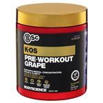 BSc K-OS Pre-Workout Grape 300g