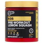 BSc K-OS Pre-Workout Lemon Squash 300g