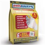 Pain Away Hand Warmers Value Bonus Pack 6 Pack