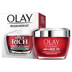 Olay Regenerist Ultra Rich Hydrating Cream Fragrance Free 48g