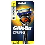 Gillette Fusion Proglide Flexball Manual Razor 2 Up