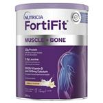 Fortifit Muscle And Bone Protein Powder Vanilla 850g