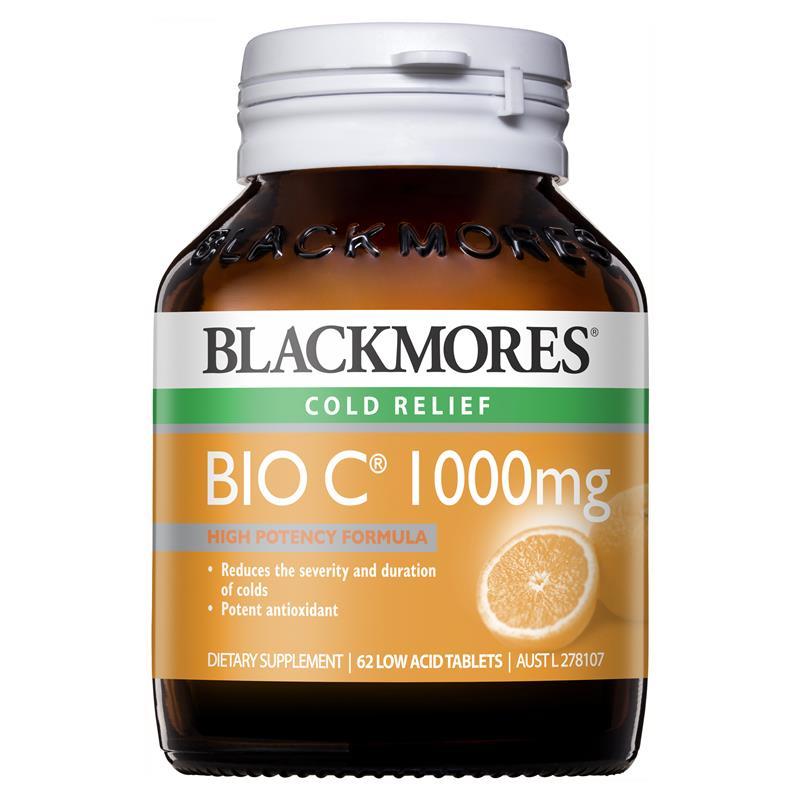 블랙모어스 바이오 C 1000mg 6..