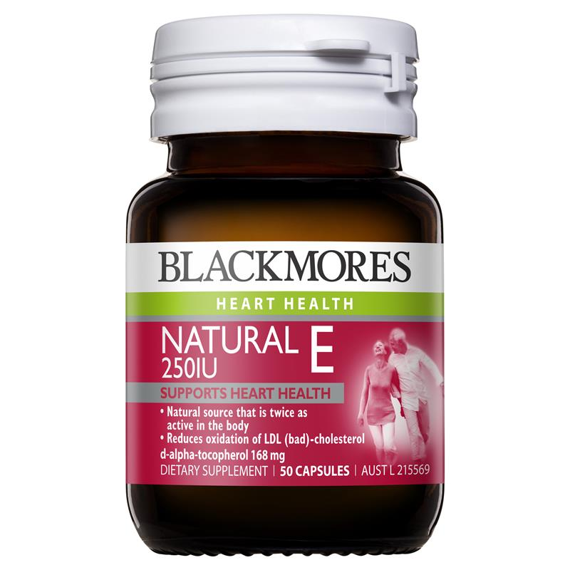블랙모어스 네츄럴 비타민 E 250I..