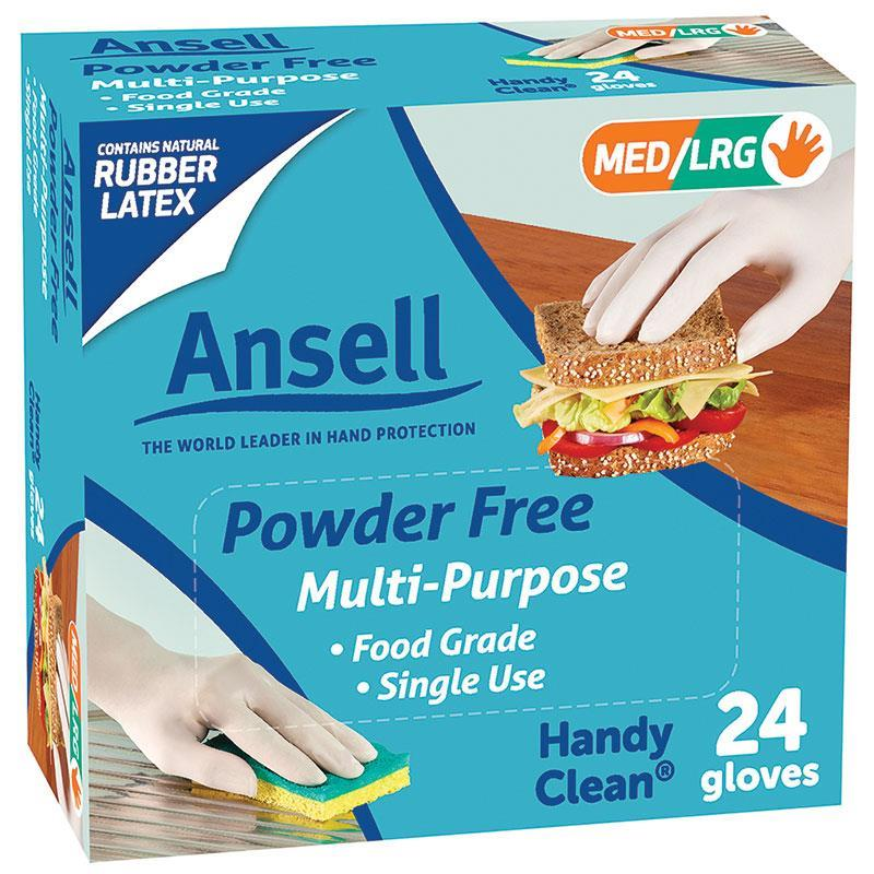 Ansell Glove Handy Disposable 24 | Tuggl