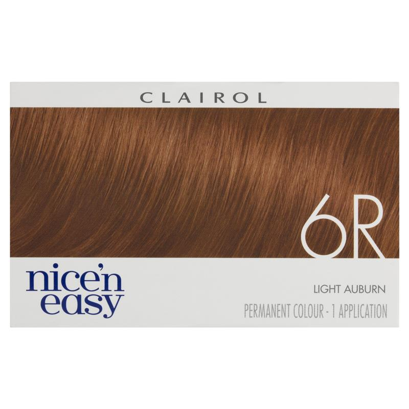 buy clairol nice easy 110 natural light auburn online. Black Bedroom Furniture Sets. Home Design Ideas