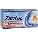 Zantac 12 Hour 150mg 28 Tablets