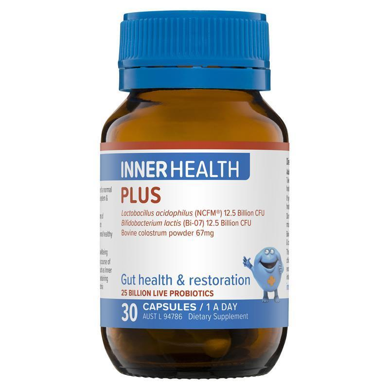 Ethical Nutrients Inner Health Plus 30 Capsules | Tuggl