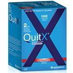 QuitX Gum 2mg Classic 100