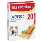 Elastoplast 45777 Fabric Strips 20 Pack