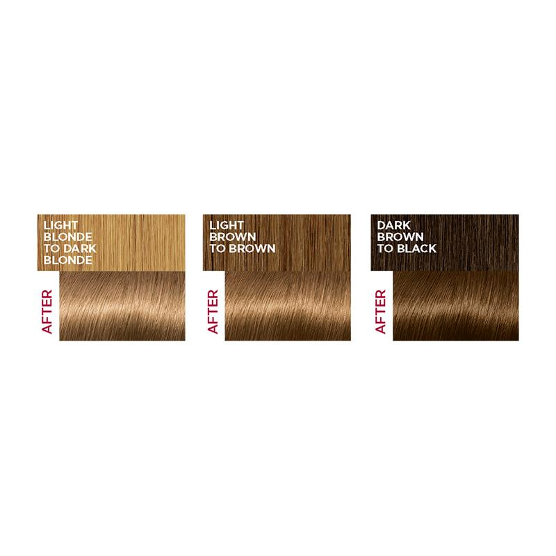 Buy L'oreal Paris Excellence Permanent Hair Colour - 7 Dark Blonde ... Buy L'Oreal Paris Excellence Permanent Hair Colour - 7 Dark Blonde ... Brown Things brown hair color number 7