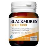 Blackmores Bio C 1000mg 31 Tablets Vitamin C