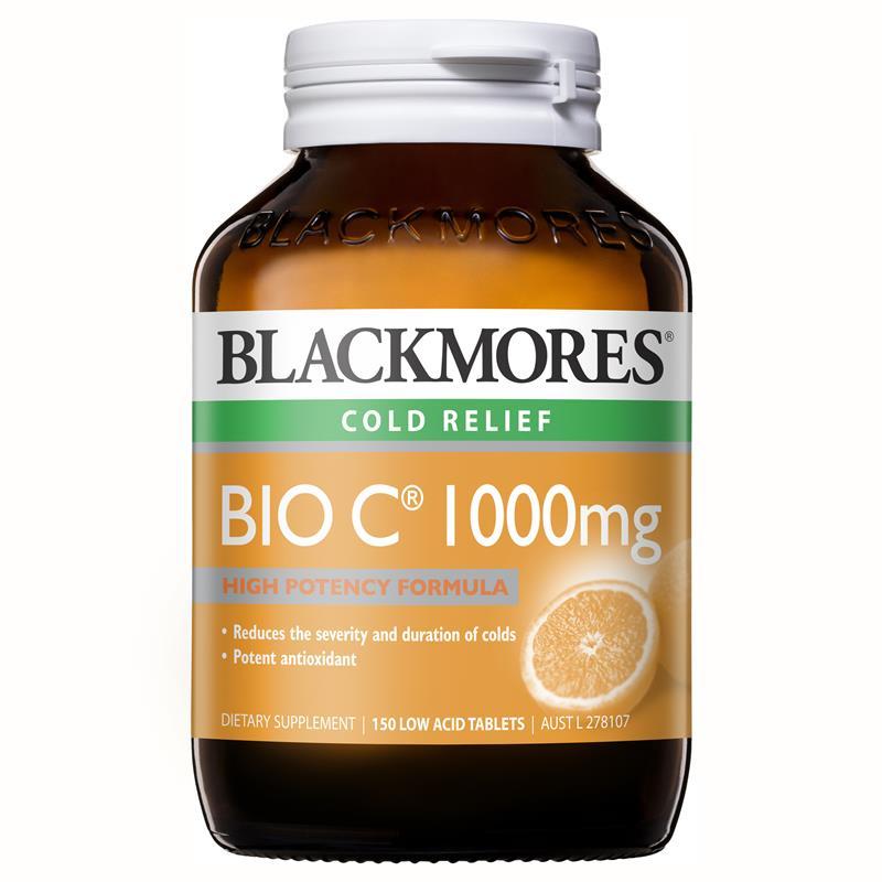 블랙모어스 바이오 C 1000mg 1..