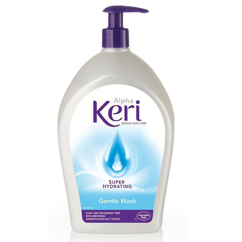 Alpha Keri Gentle Wash 1 Litre | Tuggl