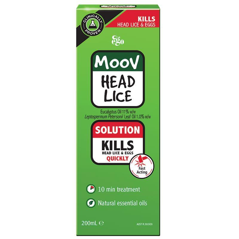 buy ego moov head lice treatment 200ml online at chemist warehouse®, Skeleton