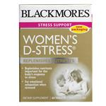 Blackmores Women's D Stress 60 Tablets