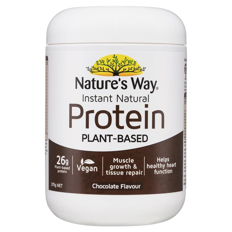 e8d8d999 Buy Nature's Way Chocolate Protein Powder 375g Online at Chemist ...