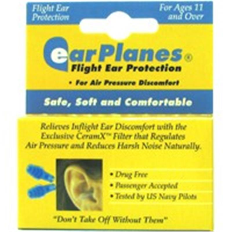 buy ear planes flight ear protection plugs ages 11-adult online at ...