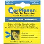 Ear Planes Flight Ear Protection Plugs Ages 11-Adult