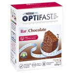 Optifast VLCD Bars Chocolate 6 Pack
