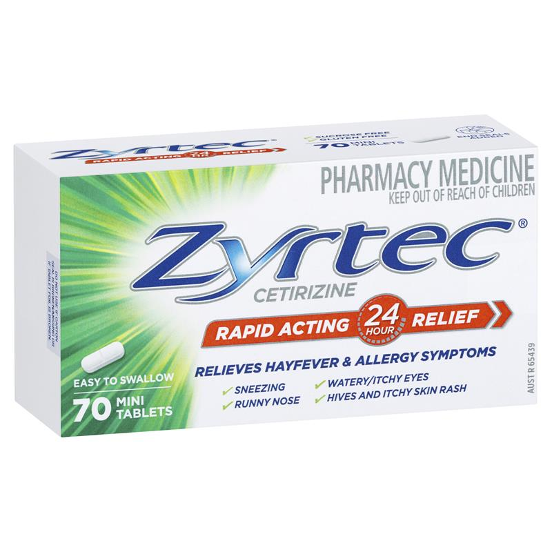 Zyrtec For Kids