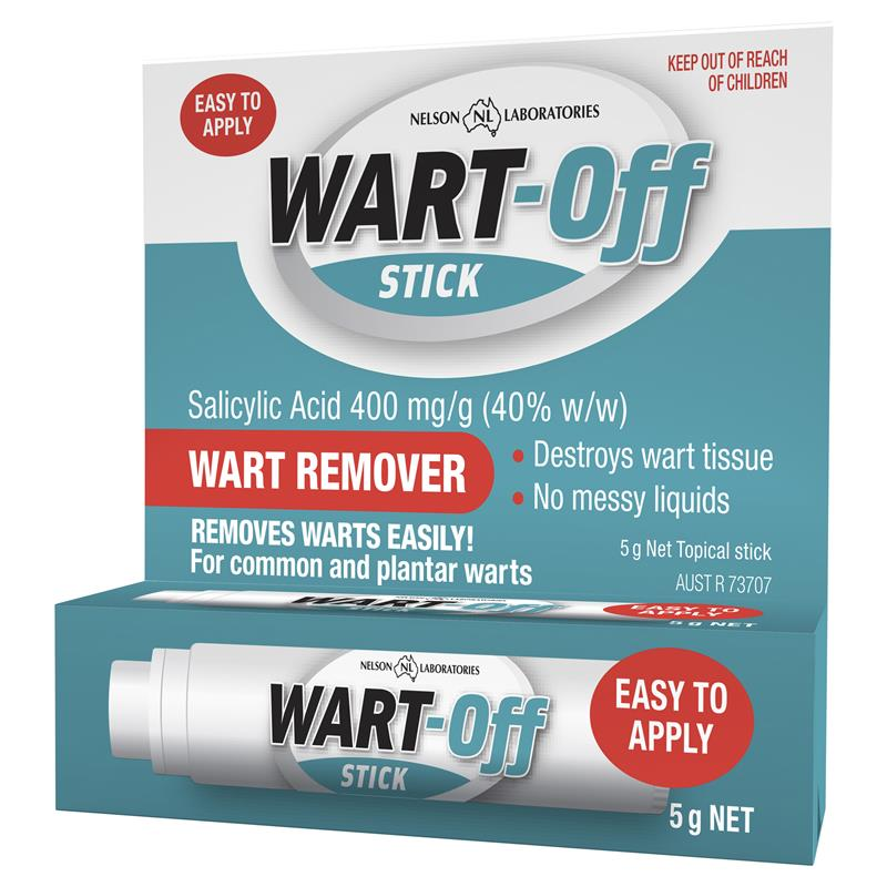 Buy Wart Off Stick 5g Online at Chemist Warehouse®