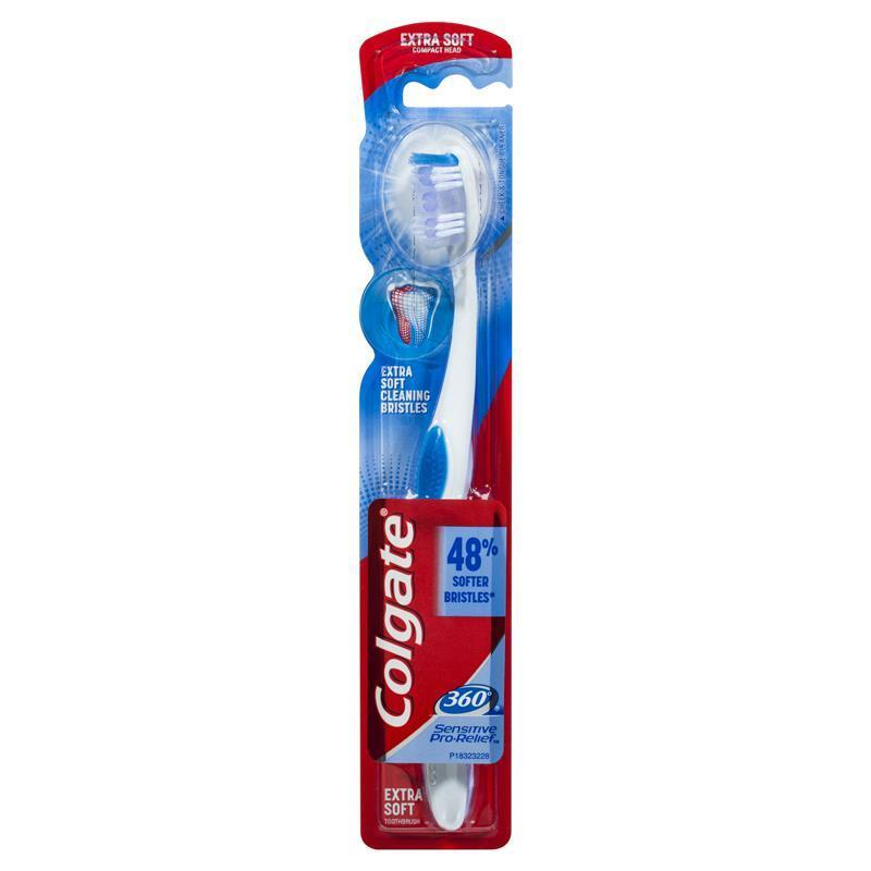 Buy Colgate Toothbrush 360 Degree Sensitive Ultra Soft Online at ... e5d79ef34fb9