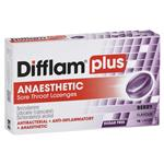 Difflam PLUS Berry Sugarfree Lozenge 16