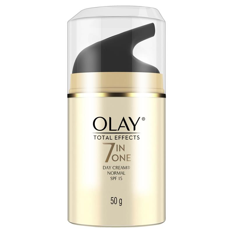 Buy Olay Total Effects 7 In One Day Cream Normal