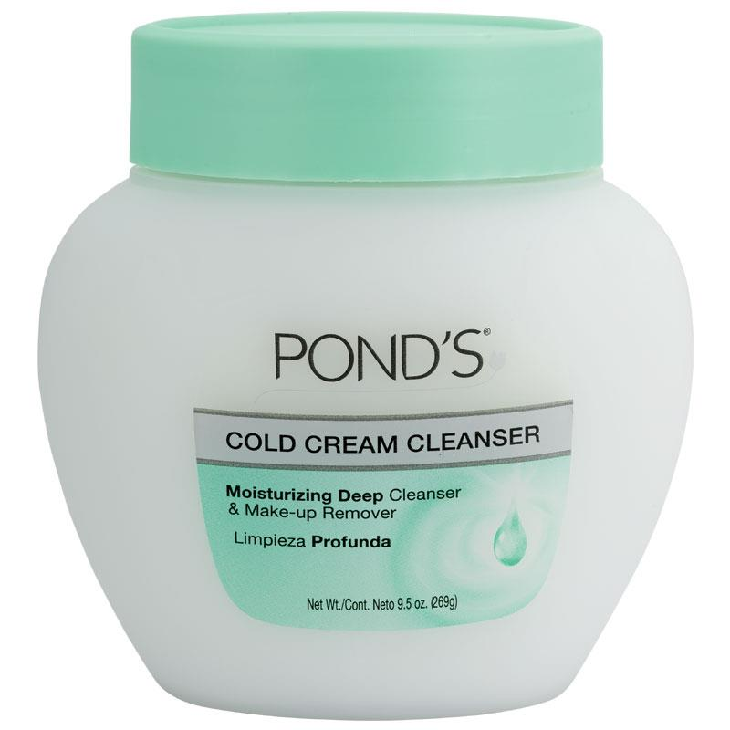 Buy ponds cold cream cleanser 269g online at chemist for Ponds products