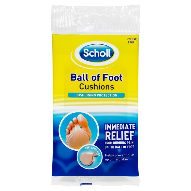 Dr. Scholl's® Custom Fit Orthotics keep you comfortably on-the-move all day.