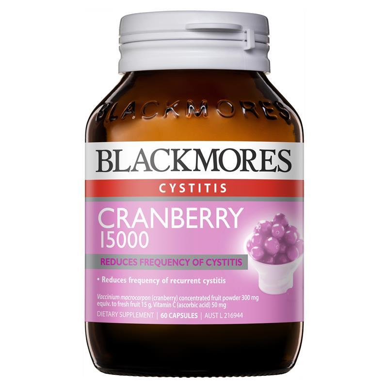 블랙모어스 크랜베리 15000mg 6..