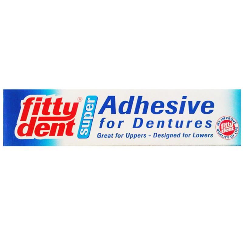 Fittydent Denture Adhesive 40g at Chemist Warehouse in Campbellfield, VIC | Tuggl