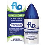 FLO Sinus Care Starter Kit 12 Sachets