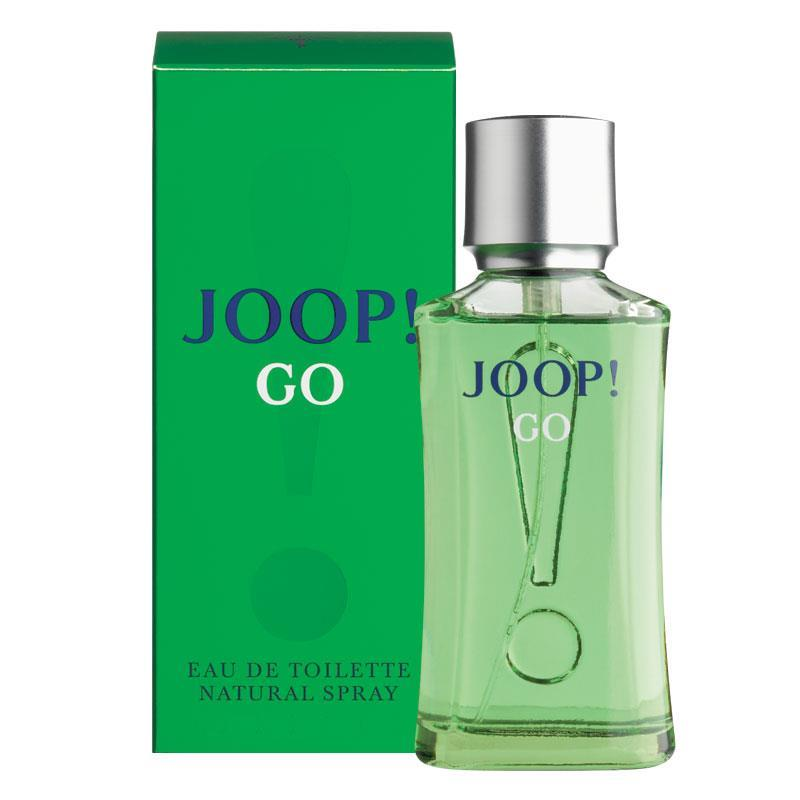 Buy joop go eau de toilette 100ml spray online at chemist for Arrivee d eau toilette