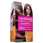L'Oreal Paris Casting Creme Gloss Semi-Permanent Hair Colour - 415 Iced Chocolate(Ammonia Free)