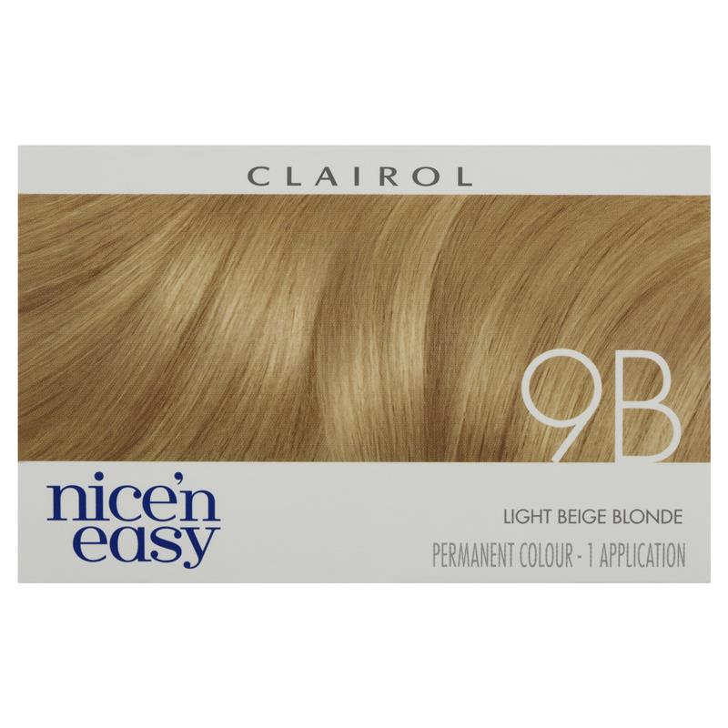 Buy Clairol Nice Easy 103 Light Beige Blonde Online At Chemist