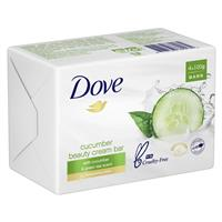 Dove Beauty Bar Fresh Touch 100g X 4 Pack by Hand And Body