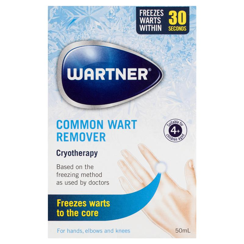 Buy Wartner Wart Removal System 50ml Online at Chemist