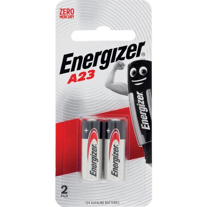 buy energizer batteries a23 12v 2 pack online at chemist. Black Bedroom Furniture Sets. Home Design Ideas