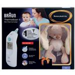 Braun ThermoScan With Bonus Toy